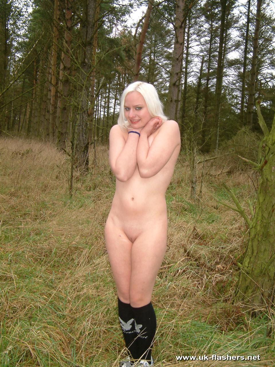 from Joziah outdoor nude college girl