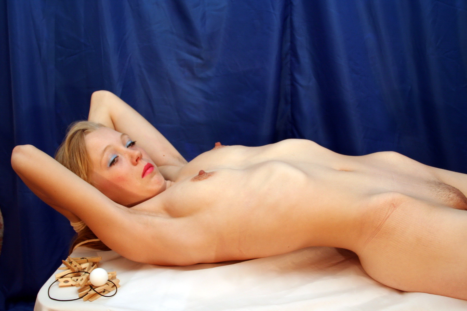 Teen In Bondage