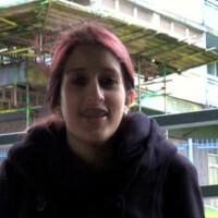 Zarina Massoud Pissing Public