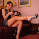 High Heels and Latex Love